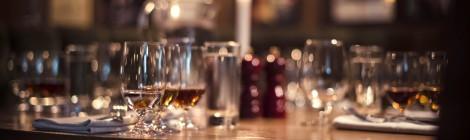 Inspirerande whiskeyprovning med mr Drew