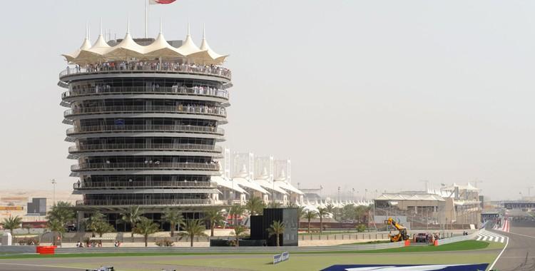 Toyota på hybridracing i Bahrain 2013
