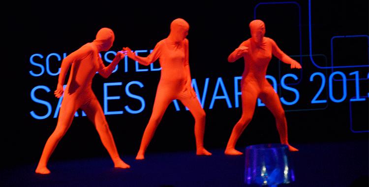 Schibsted Sales Awards i Karlstad